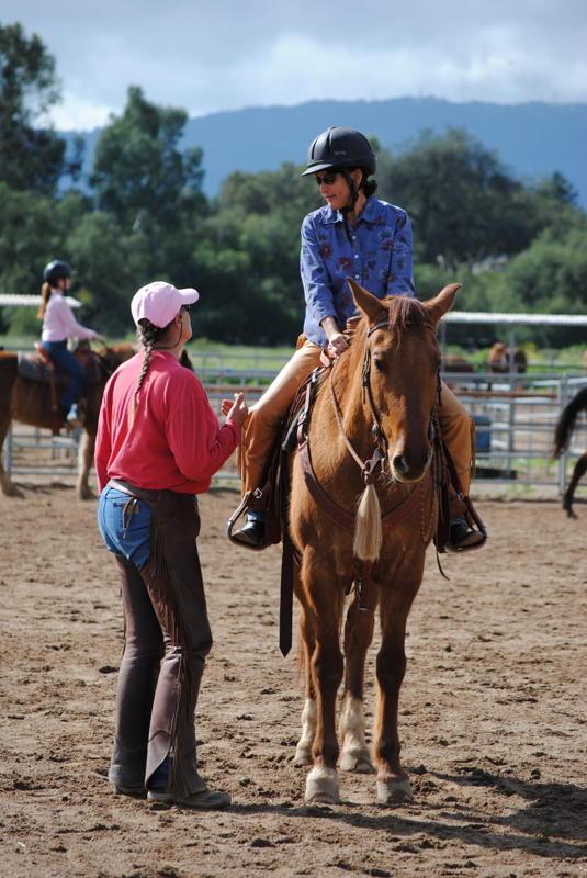 Horsemanship Lessons - Quiet Mind Horsemanship